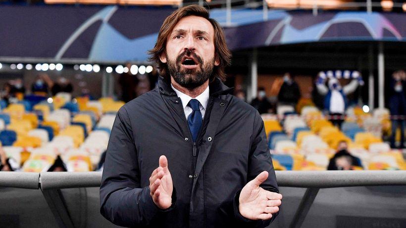Mercato Juventus: Pirlo e la possibile mini rivoluzione