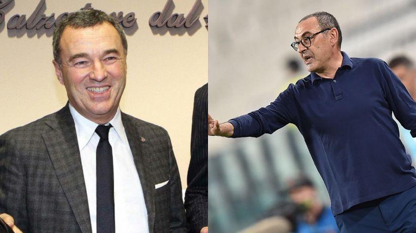 """Pistocchi cita Sarri: """"Ha copiato"""" e scatena il putiferio"""
