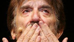 Gigi Proietti, il grande attore con la Roma e Totti nel cuore