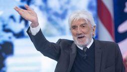L'amore travagliato e eterno di Gigi Proietti per la Roma e Totti