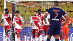 Spettacolare rimonta del Monaco contro il Psg