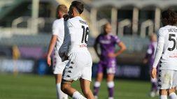 Il Benevento rovina il ritorno di Prandelli, Fiorentina ko