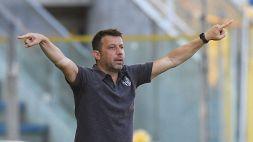 Roberto D'Aversa fa un annuncio su Gervinho