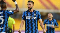 Inter, sospiro di sollievo per Gagliardini e Radu