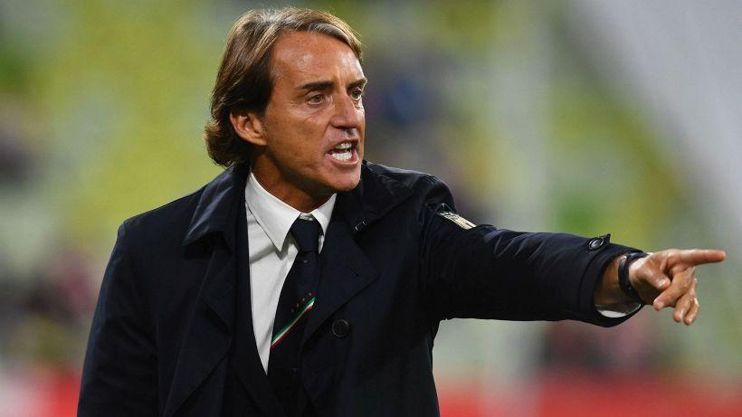 """Mancini: """"In questa Nazionale c'è gente più brava di me"""""""