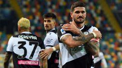 L'Udinese vince col brivido: 1-0 al Genoa, decide De Paul