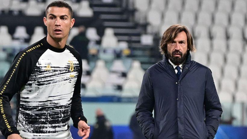 Mercato Juventus, Pirlo e Ronaldo hanno scelto l'erede di Chiellini