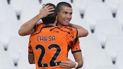 La doppietta non basta, Ronaldo nel mirino del web