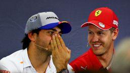 F1, beffa per Vettel: l'annuncio di Binotto fa felice Sainz