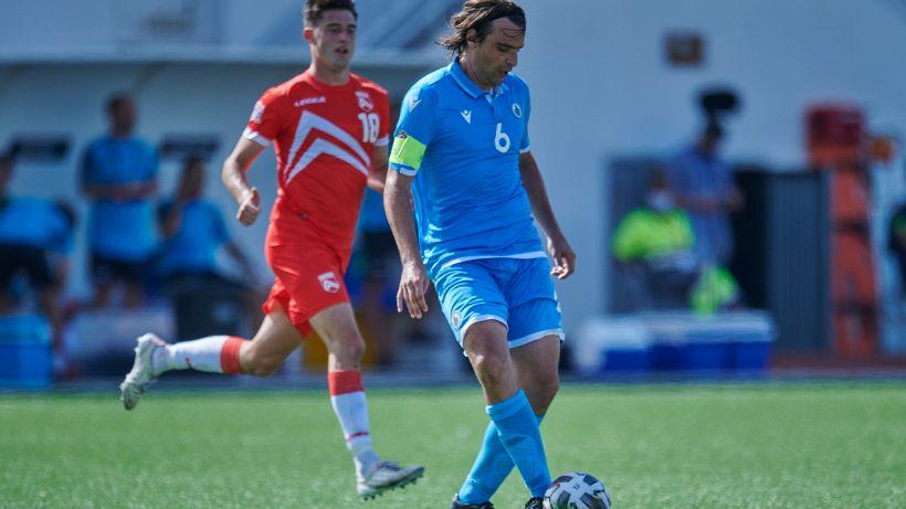 Nations League: San Marino, pari per la storia