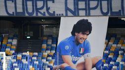 Napoli, lo stadio cambia nome: il sindaco detta i tempi