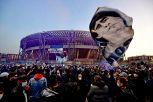 Maradona, la festa di Napoli diventa un caso: bufera social