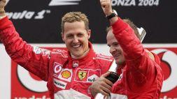 F1, Hamilton o Schumacher: Barrichello fa discutere i tifosi