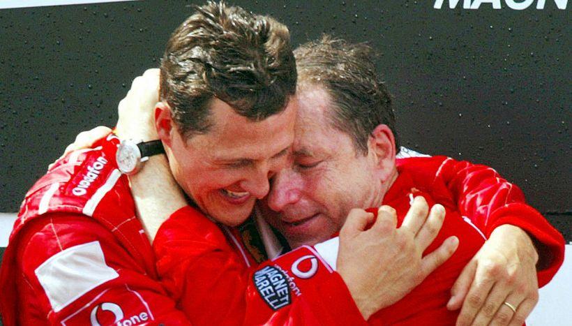 Michael Schumacher, le sue condizioni: le parole di Jean Todt