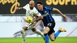 Serie A: le immagini di Inter-Torino 4-2