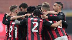 Serie A: Milan-Fiorentina 2-0, le foto