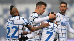 Serie A: Sassuolo-Inter 0-3, le foto