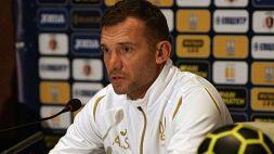 Euro 2020, Shevchenko chiede aiuto al tifo italiano