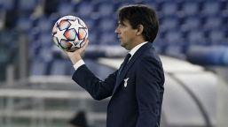 """Lazio, Inzaghi: """"Aspettiamo prima di festeggiare"""""""
