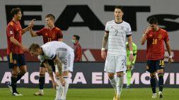 Germania umiliata 6-0: la Spagna è alle Final Four