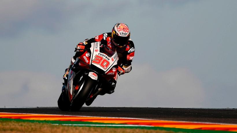 MotoGp, FP1 Valencia: Nakagami precede Morbidelli, indietro Rossi