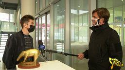 F1, tapiro d'oro a Leclerc: la frecciata per Hamilton