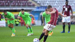 Torino, sospiro di sollievo per Belotti