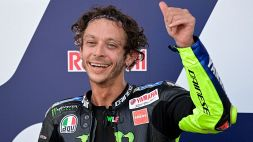 MotoGp, Valentino Rossi sorride: arriva la notizia ufficiale