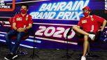 F1, Ferrari: Leclerc e Vettel amareggiati dopo le libere