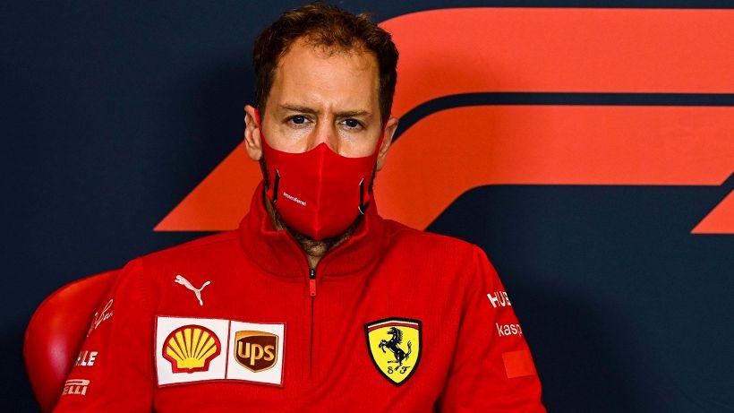 """F1: Ferrari, duro attacco a Sebastian Vettel: """"E' finito"""""""