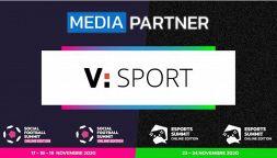 Virgilio Sport media partner del Social Football Summit