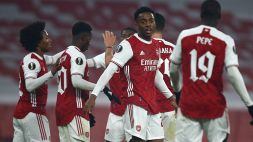 Europa League, risultati: tris Arsenal e Tottenham