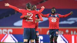 Ligue 1: il Monaco stende il PSG, il Lille si riavvicina