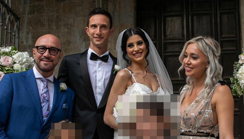 Il divorzio di Walter Zenga da Raluca Rebedea: risponde il figlio
