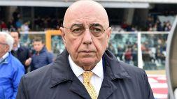 """Galliani: """"Bell'anno per i tifosi del Monza"""""""