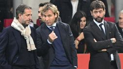 Juventus furiosa con l'arbitro: Nedved lascia la tribuna