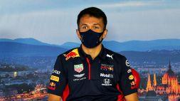 """Formula 1, Albon: """"Voglio tornare a correre nel 2022"""""""