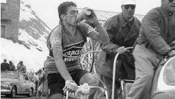Lutto nel ciclismo: scomparso Aldo Moser, fratello di Francesco