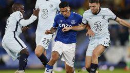 Everton, le parole di Allan