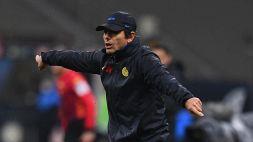 """Inter fuori dall'Europa, Conte trova i colpevoli: """"Non è la squadra"""""""