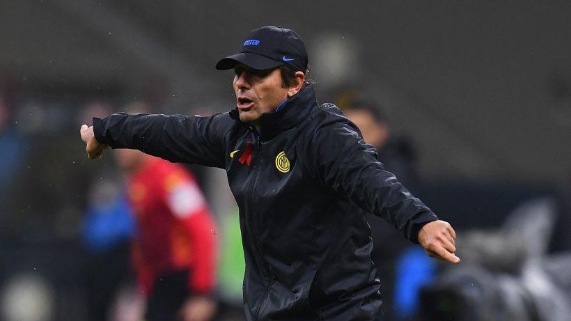 """Inter, Conte: """"Avevamo bisogno di questa prestazione"""""""