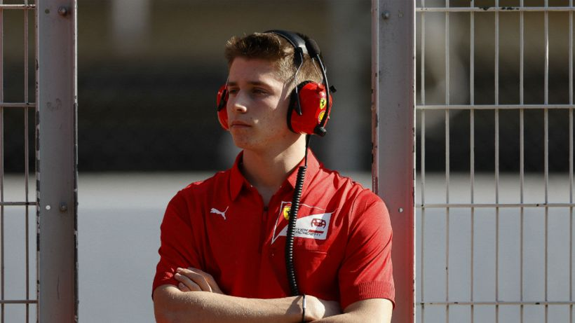 Leclerc, in fratello Arthur in Formula 3