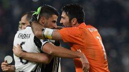 Khedira racconta la furia di Buffon