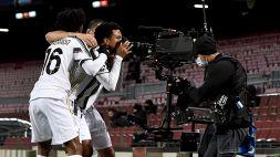 Champions League: Barcellona-Juventus 0-3, le foto