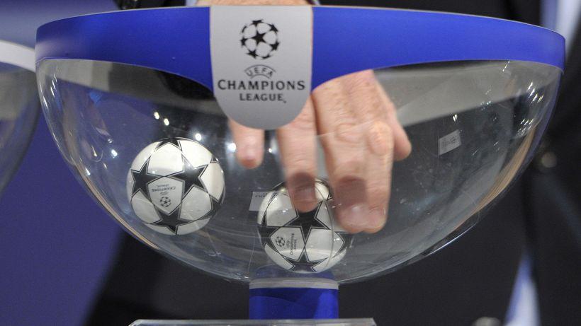 Champions: le possibili avversarie di Juventus, Atalanta e Lazio