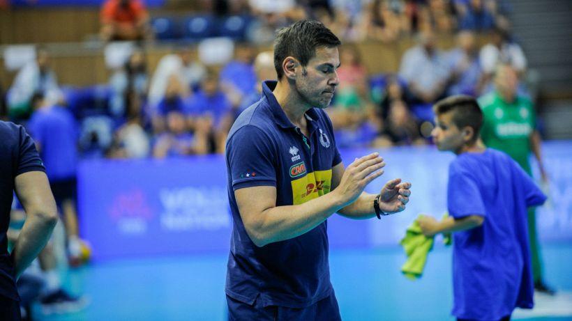 Volley, il C.T Blengini confermato