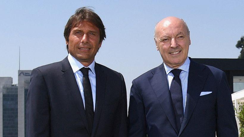 Mercato Inter: altro ex Juventus nel mirino di Conte e Marotta