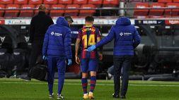 Coutinho dovrà operarsi, il comunicato del Barcellona