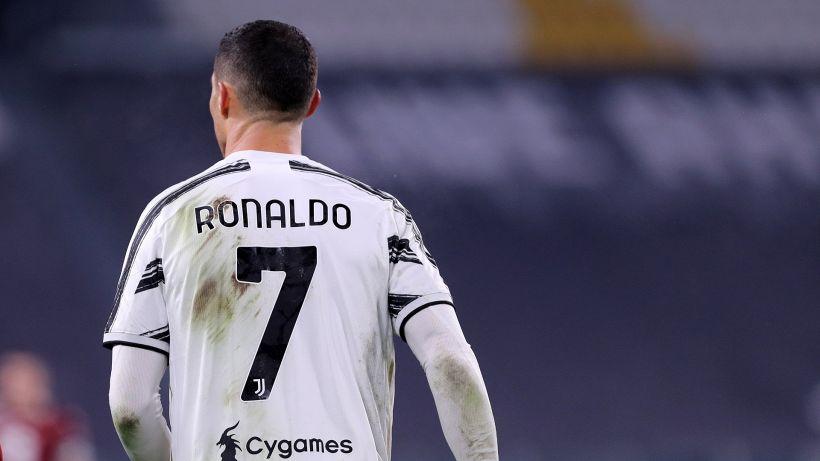 Juventus-Barcellona, Ronaldo ammette i dubbi sul primo rigore