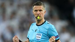 Champions League: gli arbitri delle semifinali di ritorno